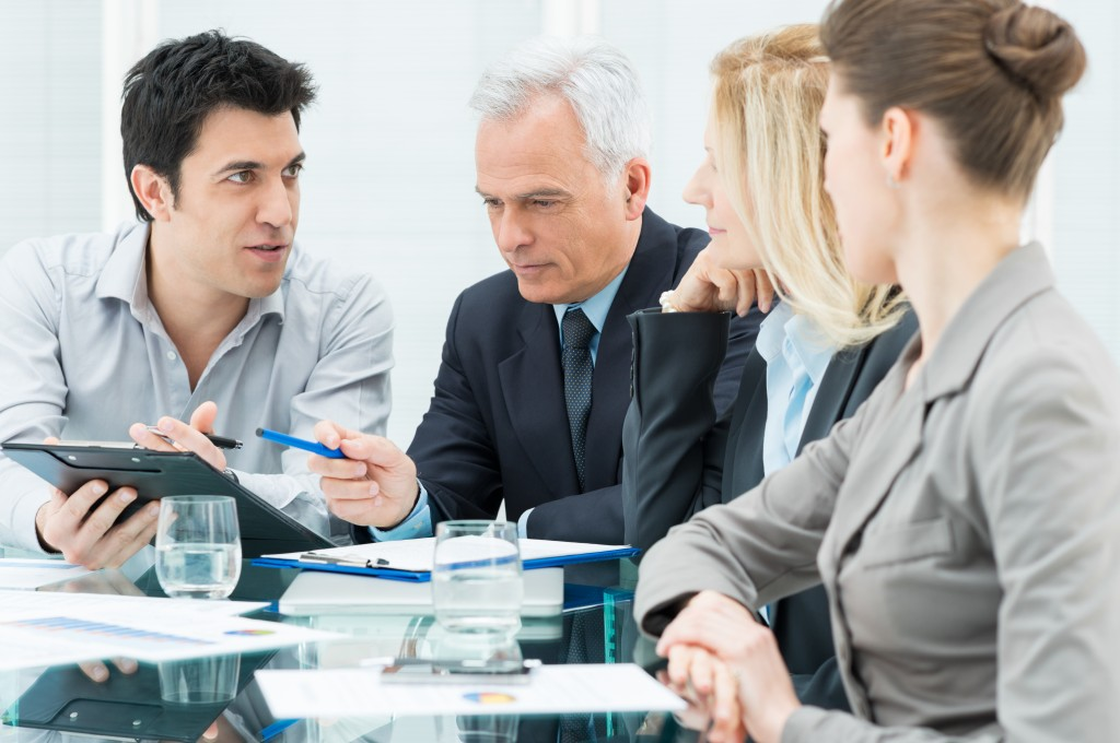 consultores con experiencia